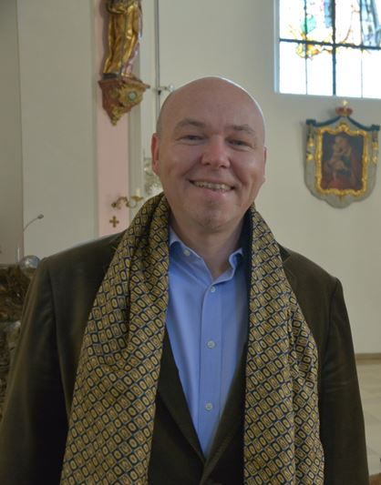 Pfarrer Josef K. Geismar